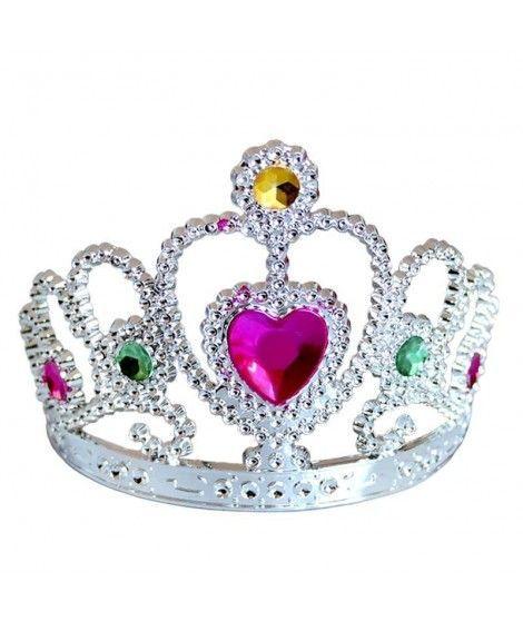 Corona Tiara de Princesa Deluxe Accesorio