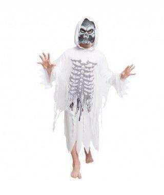 Disfraz de Espíritu Blanco Niño