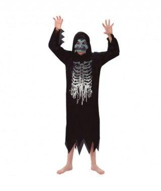 Disfraz de Espíritu Negro Niño