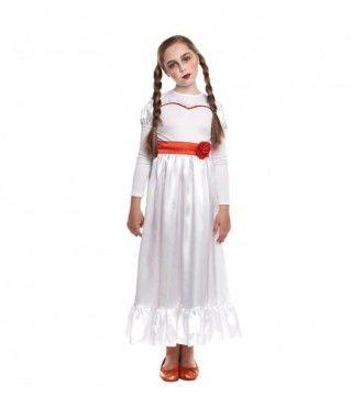 Disfraz Muñeca Poseída Niña Killer Doll