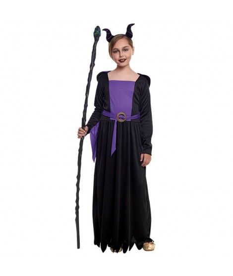 Disfraz Reina Maléfica Niña