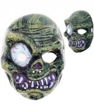 Máscara Zombie Ojo Saltón