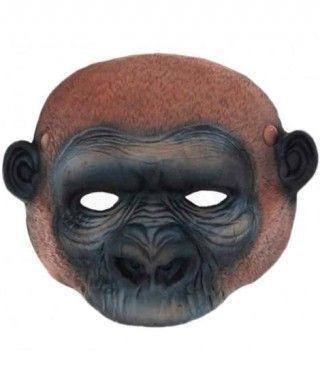 Máscara Gorila Primate Goma