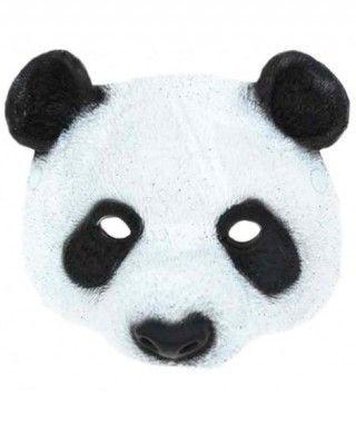 Máscara Oso Panda Goma