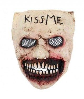 Máscara Purgador Dientes Látex