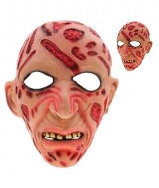 Máscara Asesino Putrefacto Látex