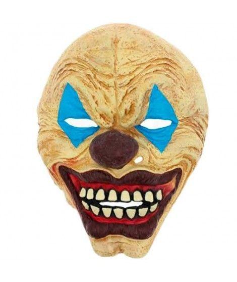 Máscara Payaso Asesino Arrugas Látex