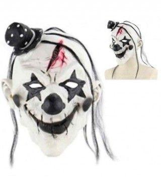 Máscara Payaso Mimo Asesino...