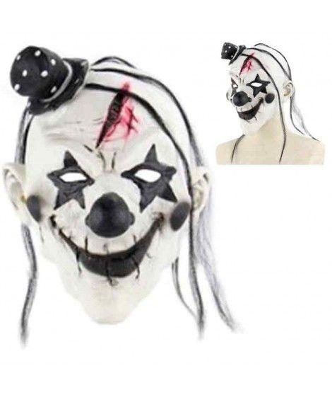 Máscara Payaso Mimo Asesino Gorrito...