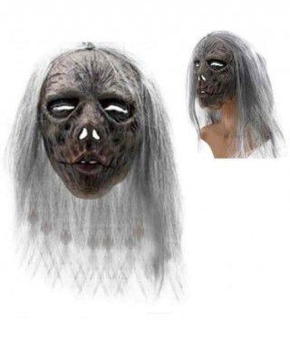 Máscara Muerto Pelo Látex
