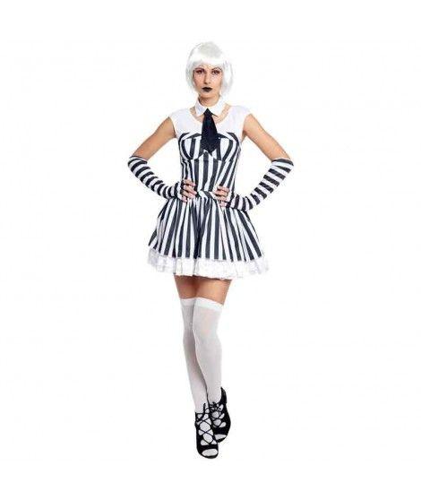 Disfraz Fantasma Phantom Mujer