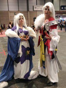 disfraz cosplay Inuyasha letsgofiesta