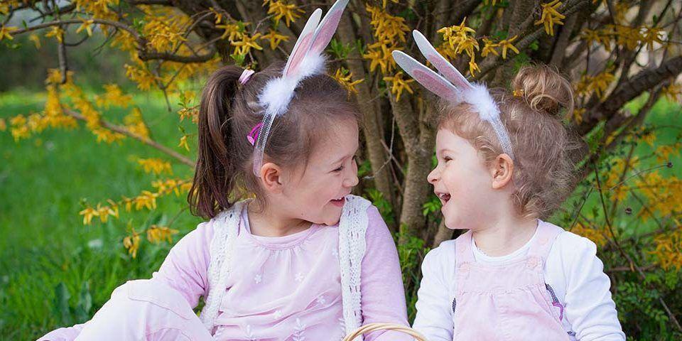 Disfraz Conejo Pascua Fácil Barato