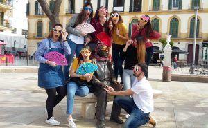 Malaga City Adventures Despedidas Soltera