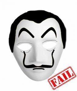 Cómo Hacer El Disfraz De Ladrón De La Casa De Papel 4