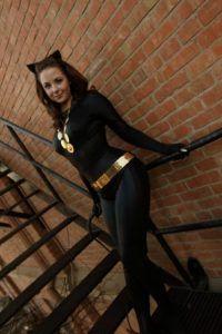 disfraz catwoman para nochevieja