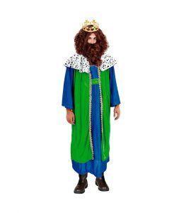 Disfraz de rey mago para la noche de reyes