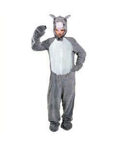 Disfraz de mula para la noche de reyes