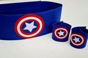manualidades para disfraces de superhéroes