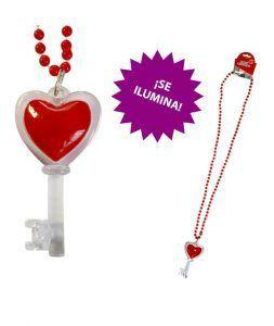 accesorios collar photocall San Valentín 2019