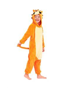 disfraces de animales salvajes león infantil