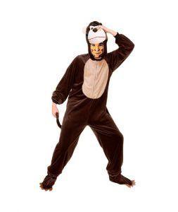disfraces de animales salvajes mono