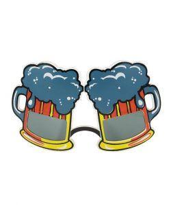 gafas jarra de cerveza día de san patricio