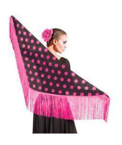 accesorios disfraz para la feria de abril mantón