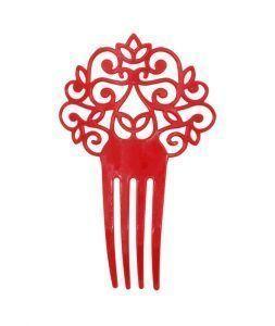 accesorios disfraz para la feria de abril peineta
