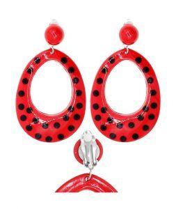accesorios disfraz para la feria de abril pendientes