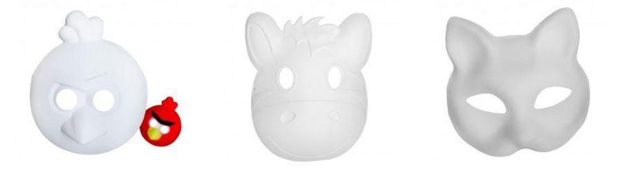 mascaras animales manualidades