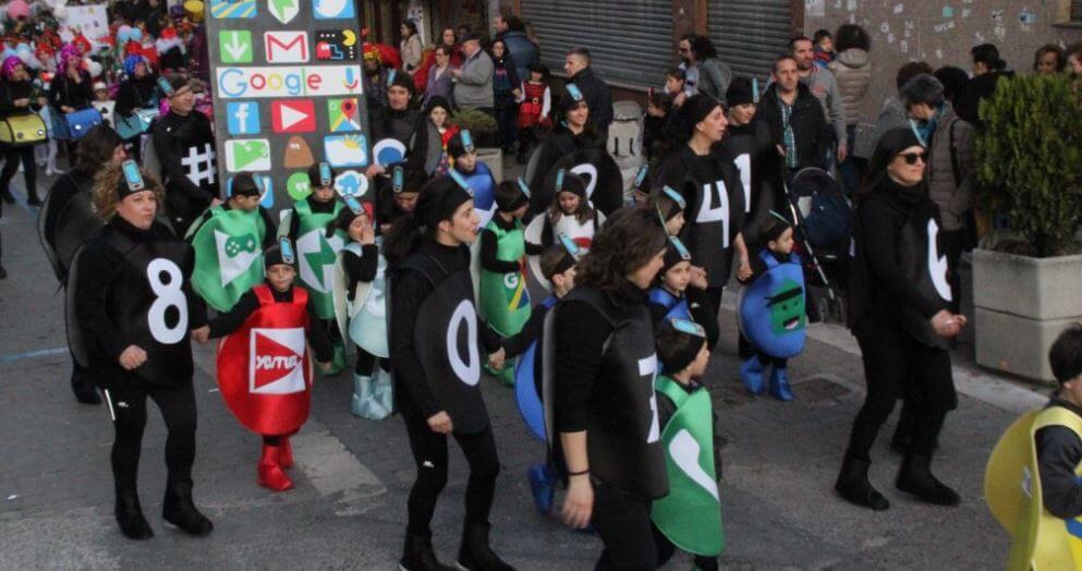 body licra negro carnaval cuellar el adelantado de segovia