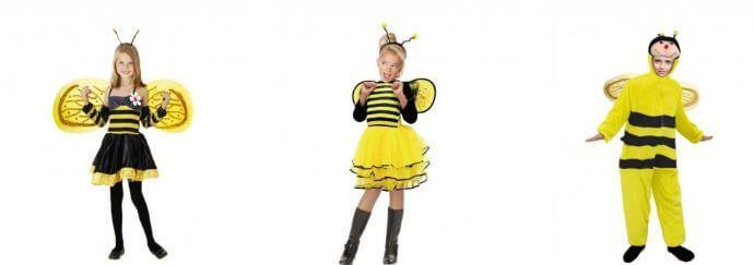 disfraces abeja fin de curso