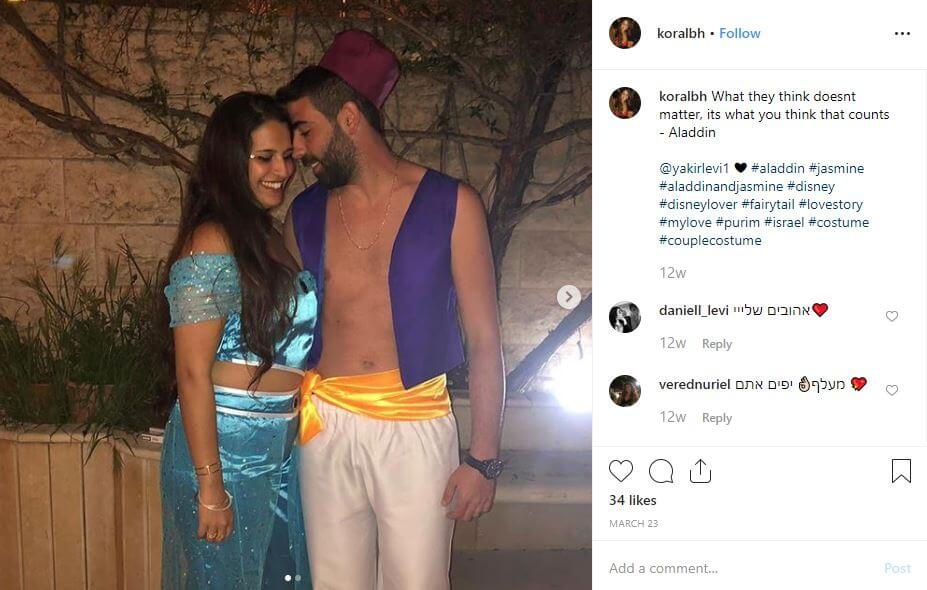 disfraz aladdin y jasmine pareja despedidas