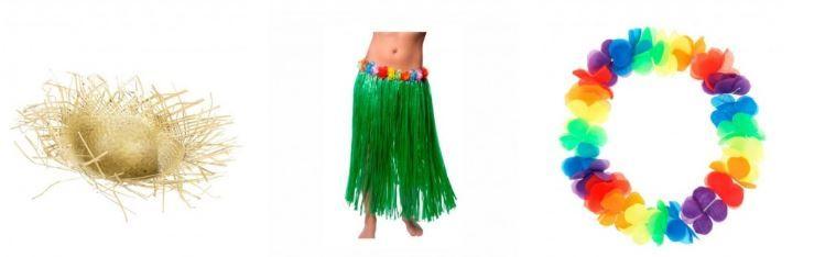 Accesorios de Hawaianaa para el verano