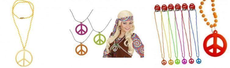 collares hippies paz