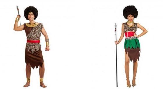 disfraces africanos para verano