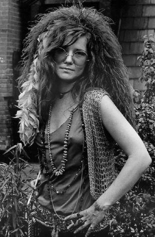 look hippie janis joplin