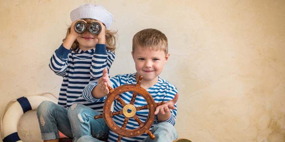 disfraces marineros fiesta tematica