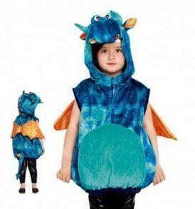 disfraz dragon bebe
