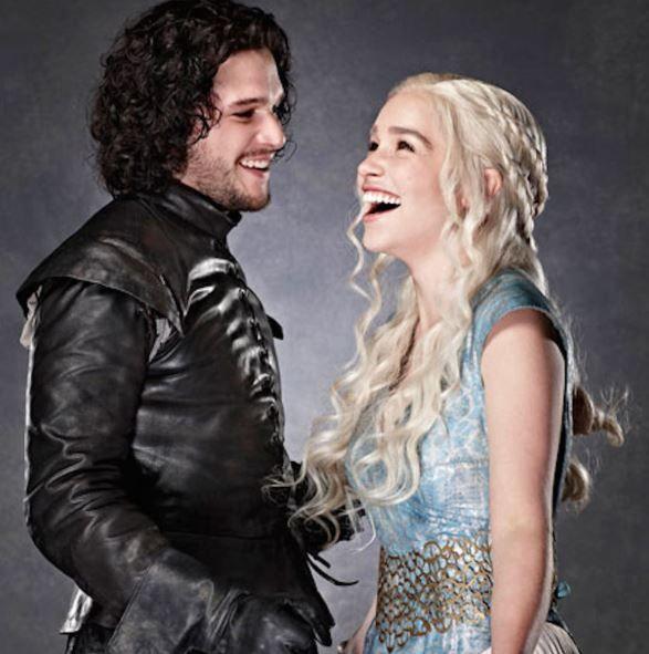 disfraz pareja daenerys jon snow