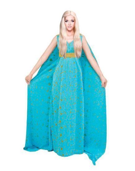 disfraz princesa dragon juego tronos