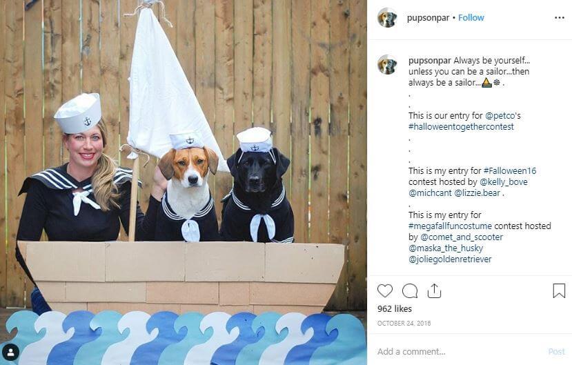 photocall fiesta marinera