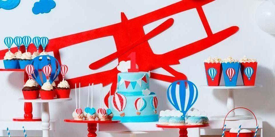 decoracion cumpleaños original facil