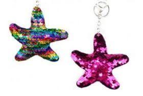 llaveros estrella de mar