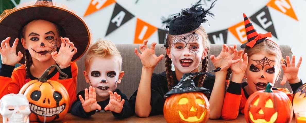 como organizar una fiesta de halloween
