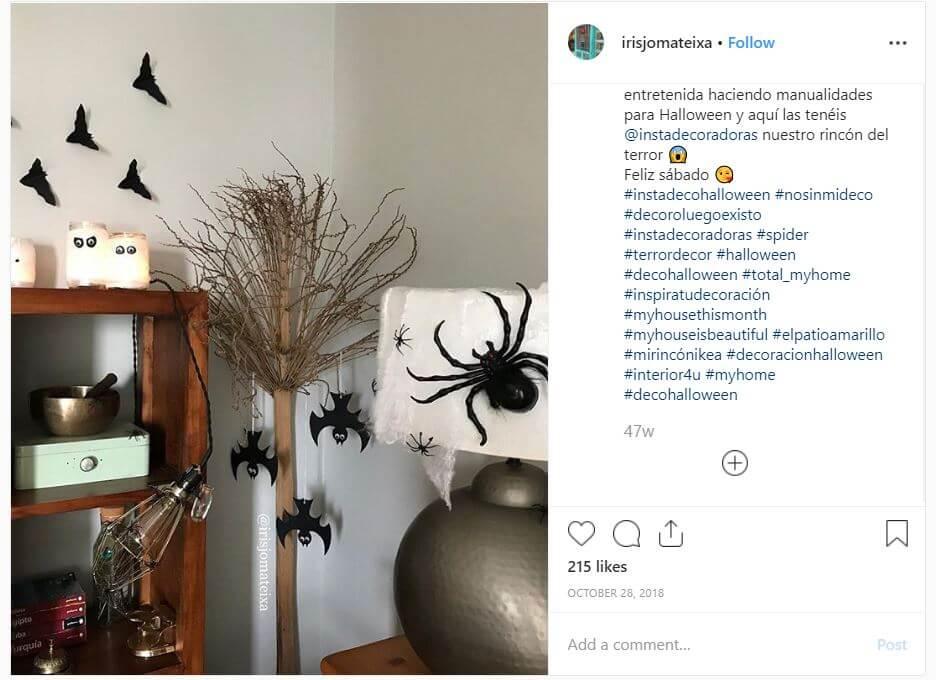 irisjomateixa decoracion halloween manualidades