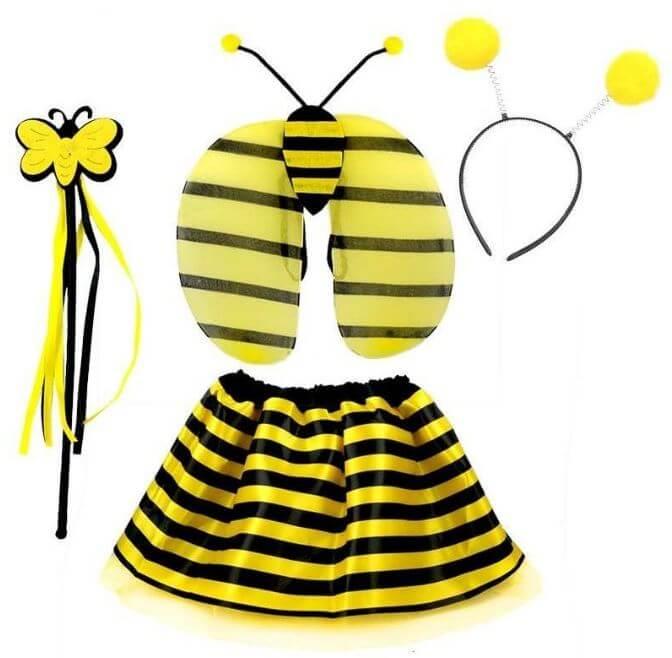 conjunto disfraz abeja regalo