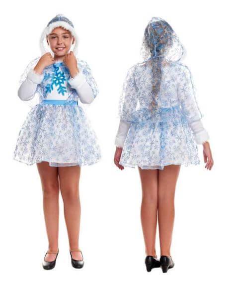 disfraz princesa frozen regalo