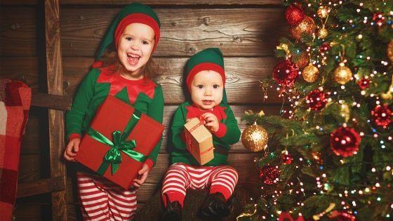 disfraz duende navidad casero